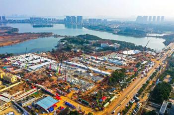 河南雷竞技竞猜环保科技有限公司生产的污水处理系统部分产品应用在武汉火神山医院建设!